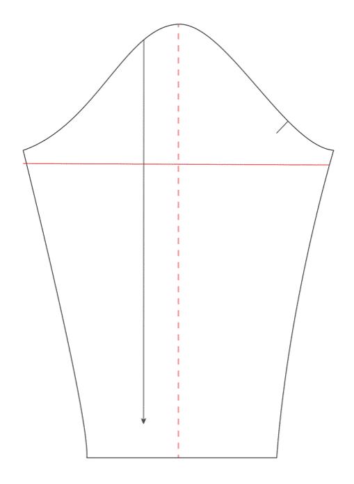 kräftige Oberarme   Schnitt anpassen   einfach nähen - Tipps und Tricks rund ums Nähen für Anfänger und Fortgeschrittene