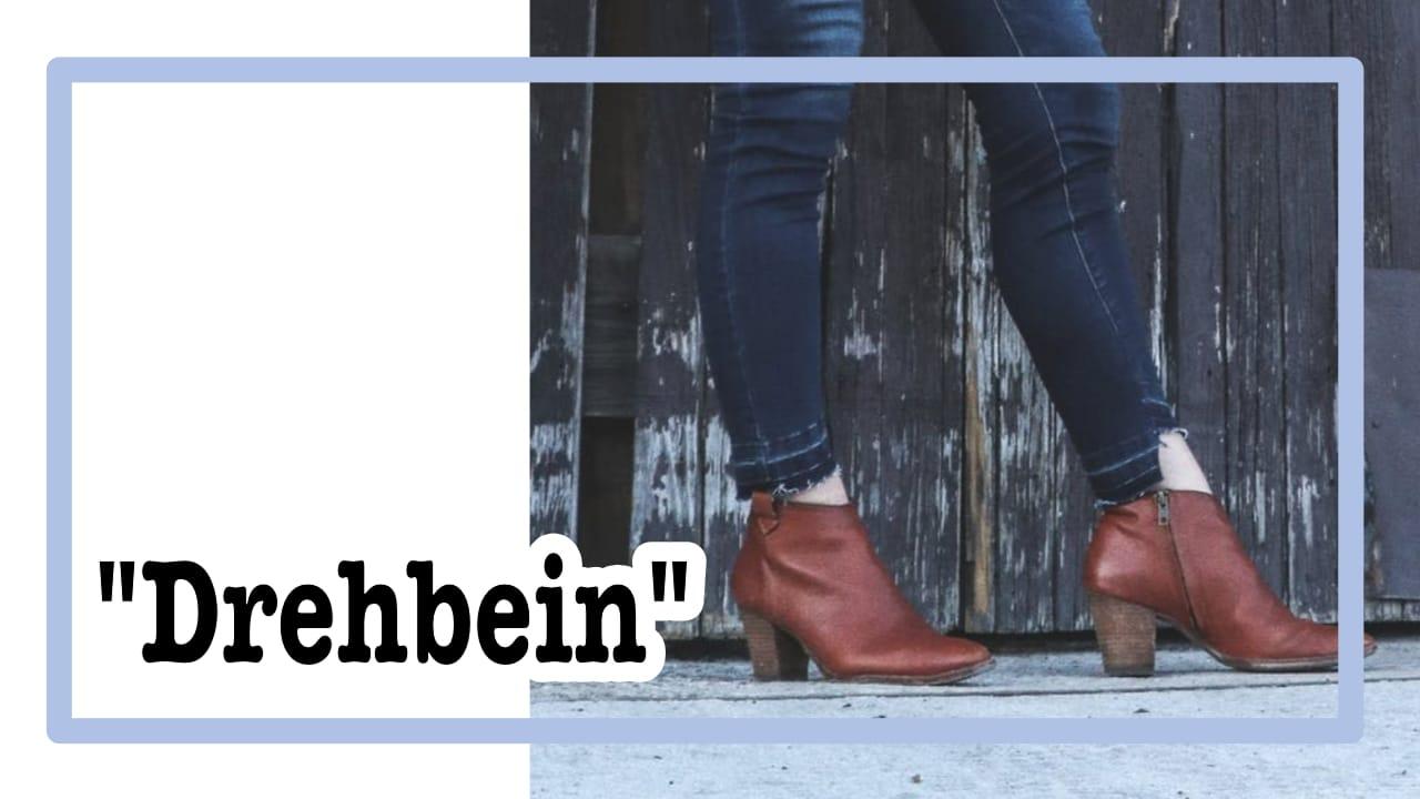 """Was tun bei einem """"Drehbein""""? Ursachen und Lösungen für verdrehte Hosenbeine"""