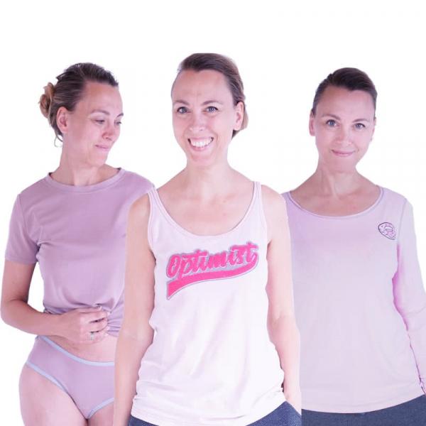 Basicshirt Fanéla | einfach nähen lernen