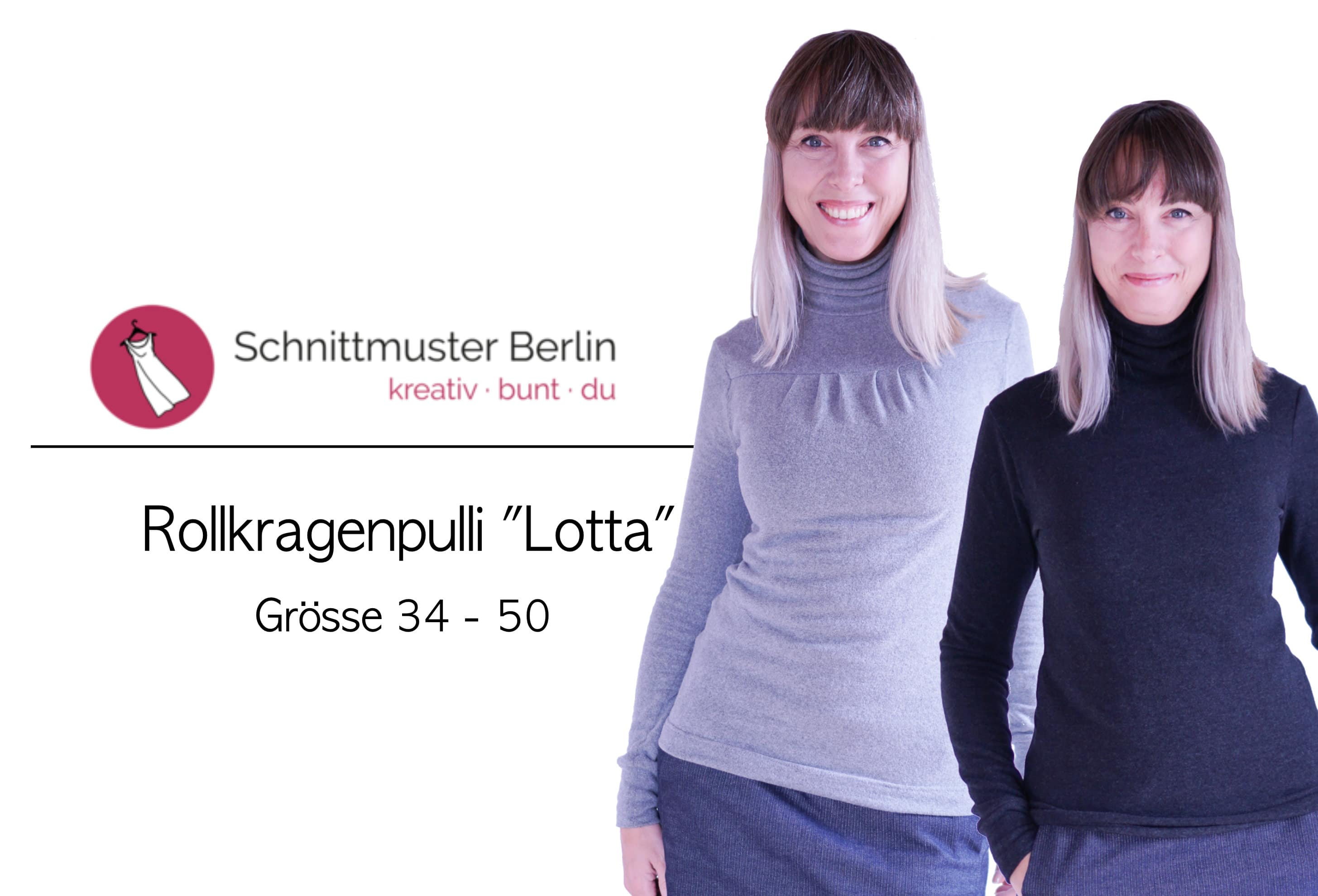 Lotta Schnittmuster Berlin | einfach nähen lernen