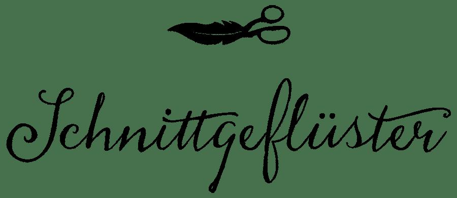 Logo Schnittgeflüster