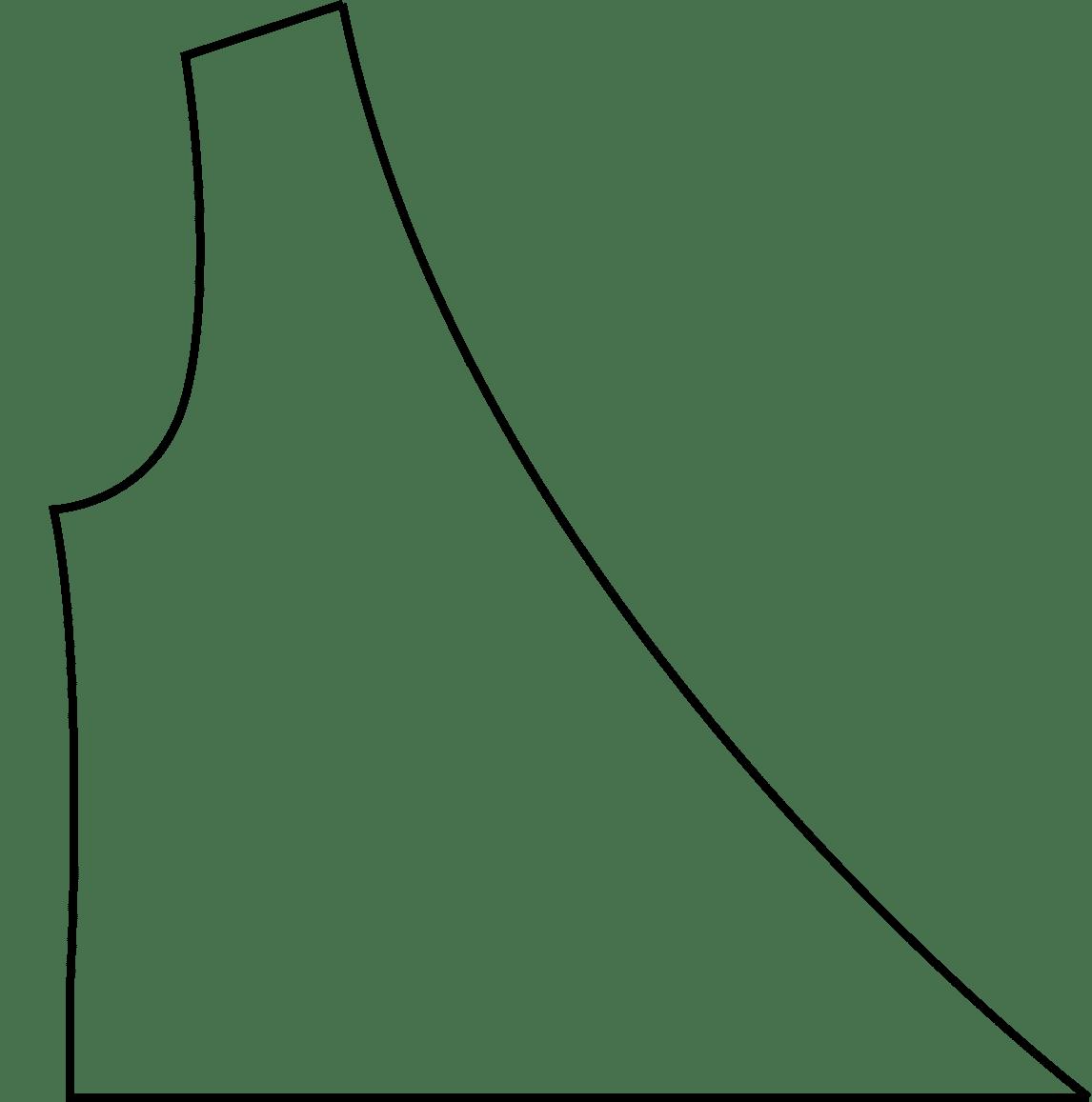 Teilungsnaht und Abnäher verlegen | einfach nähen lernen