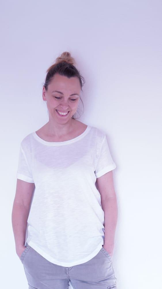T-Shirt Aeraki | einfach nähen lernen