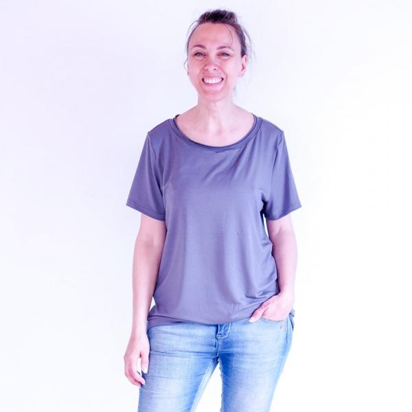 Schnittmuster T-Shirt Aeraki | einfach nähen lernen