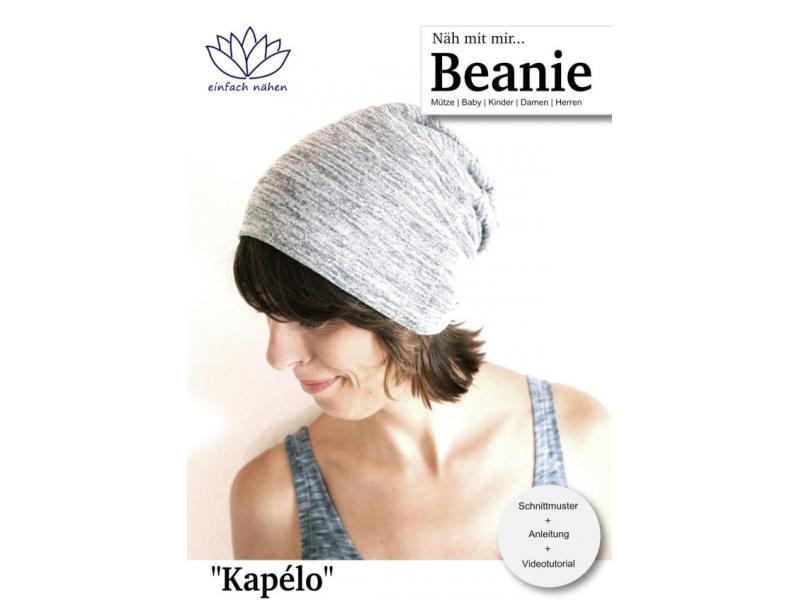"""Beanie """"Kapélo"""""""